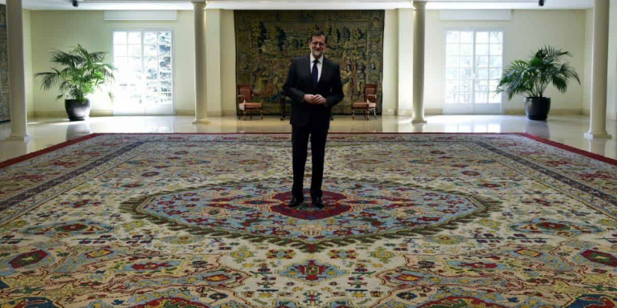 Rajoy, consolidado al mando de España