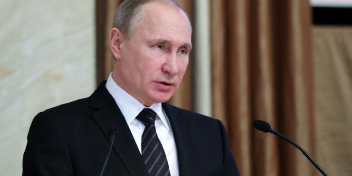 Putin, favorable a