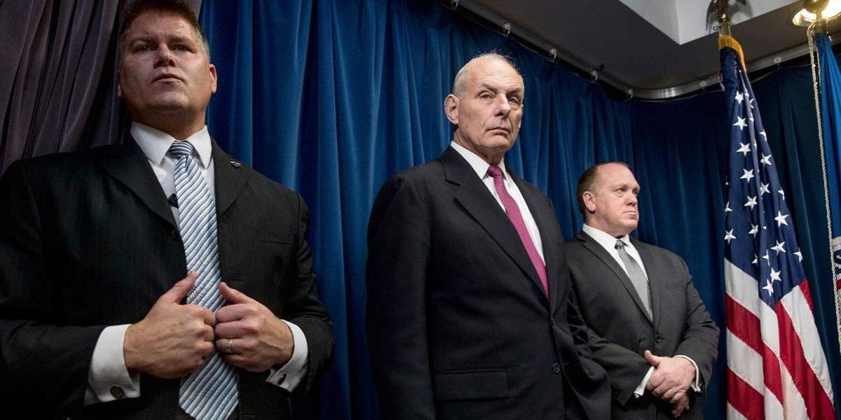 John Kelly, secretario de Seguridad Nacional de Estados Unidos, visitará Guatemala la próxima semana