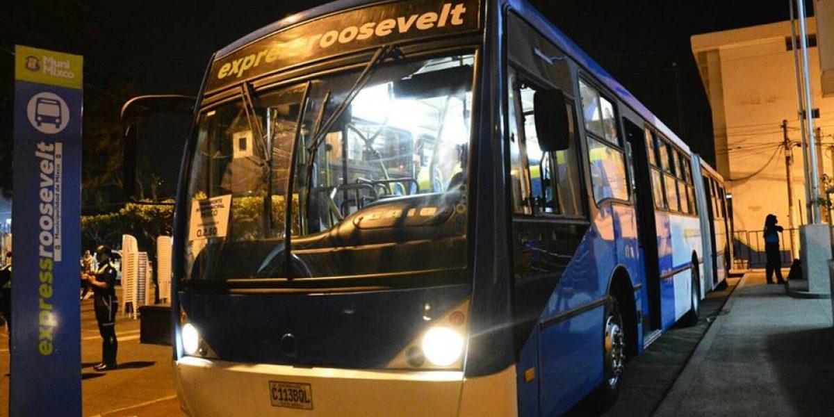 Mixco tendrá nuevo transporte a partir del 25 de febrero