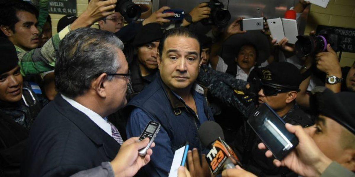 """Sala dice que """"es prudente"""" el lavado de dinero para el hermano del presidente Jimmy Morales"""
