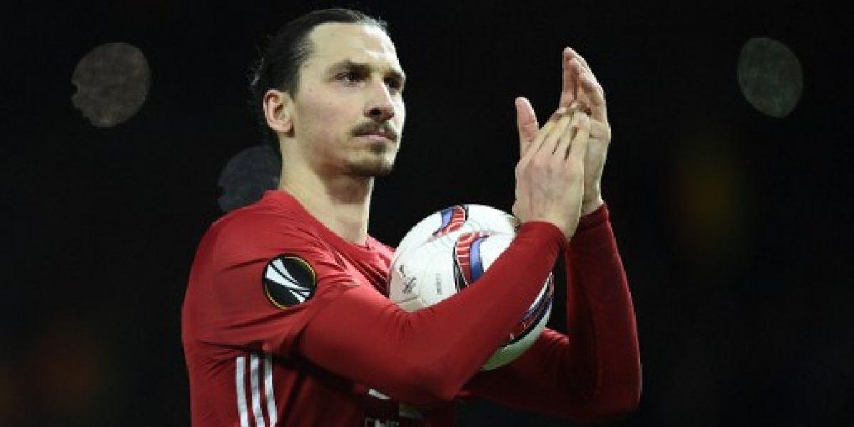 Nada humilde Zlatan Ibrahimovic se compara con heroico personaje del cine
