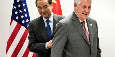 Primer encuentro de alto nivel China-EEUU desde la elección de Trump