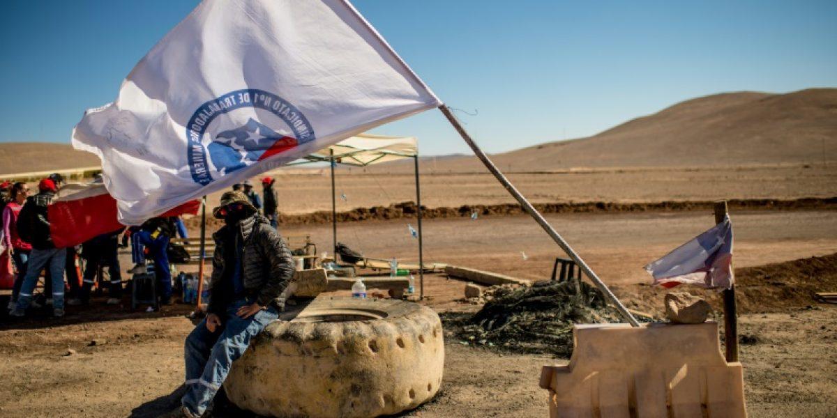 El Gobierno chileno convoca una reunión para salir de la huelga de Escondida