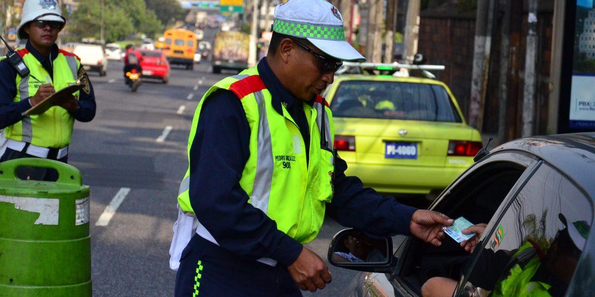¿Quieres ser Policía de Tránsito? Esta es tu oportunidad de empleo