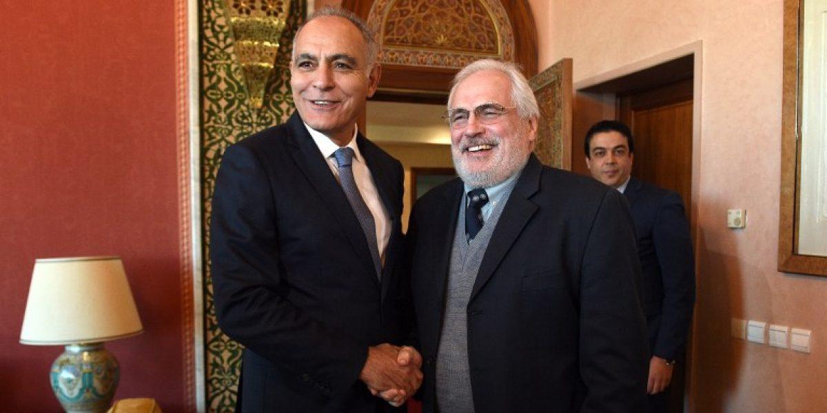 Dimite el enviado de la ONU para Sáhara Occidental