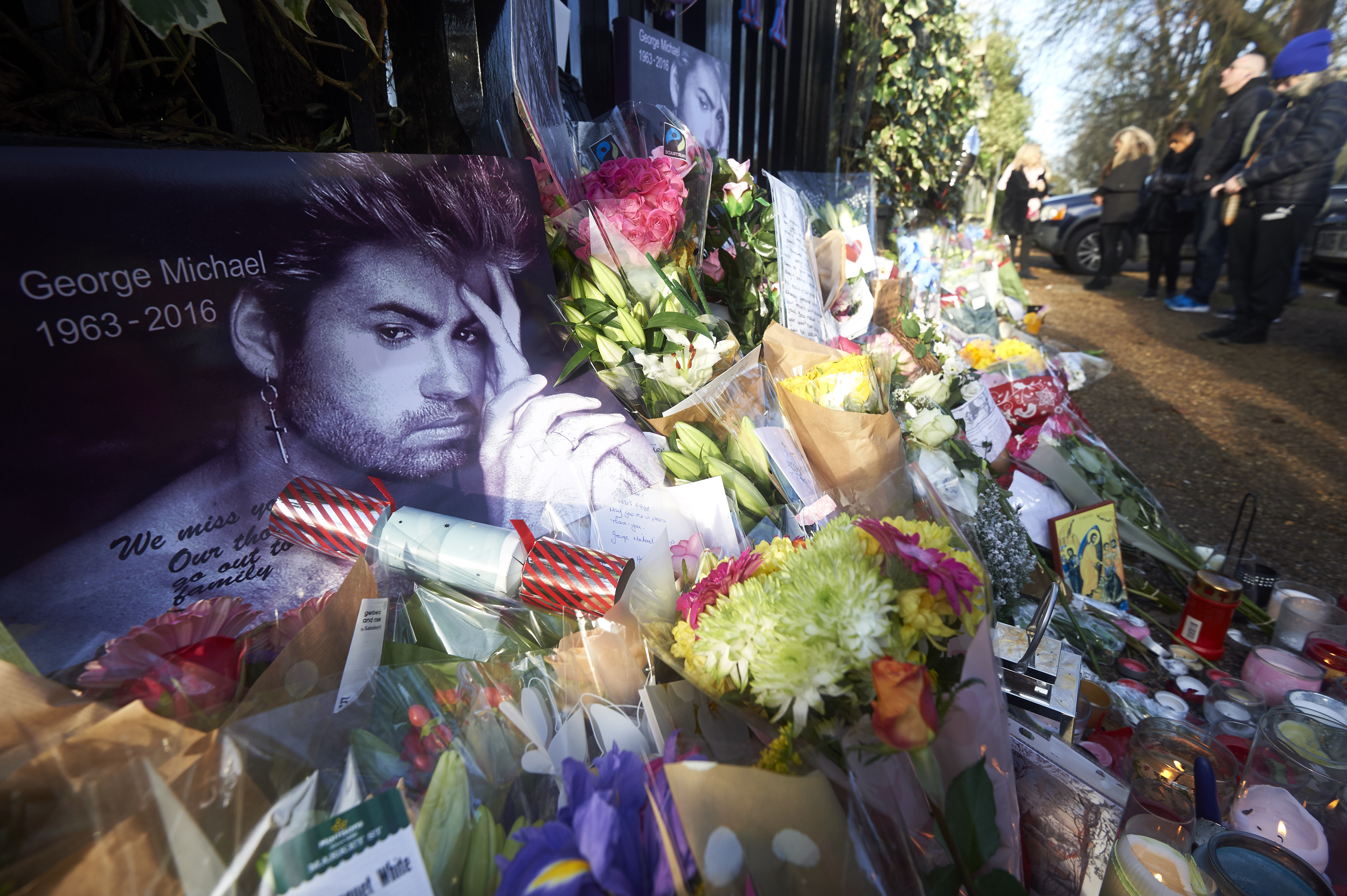 Forense confirma que cantante murió por causas naturales — George Michael