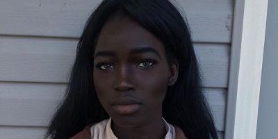 """Conoce a Lola Chuil, la joven llamada """"Barbie negra"""" por su cautivadora belleza"""