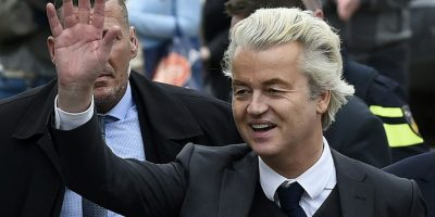 Geert Wilders, el