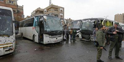 Exfilial de Al Qaida reivindica atentado de Damasco