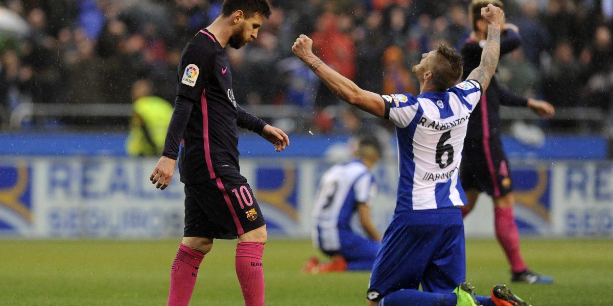 Golpe de realidad para el Barcelona tras la remontada