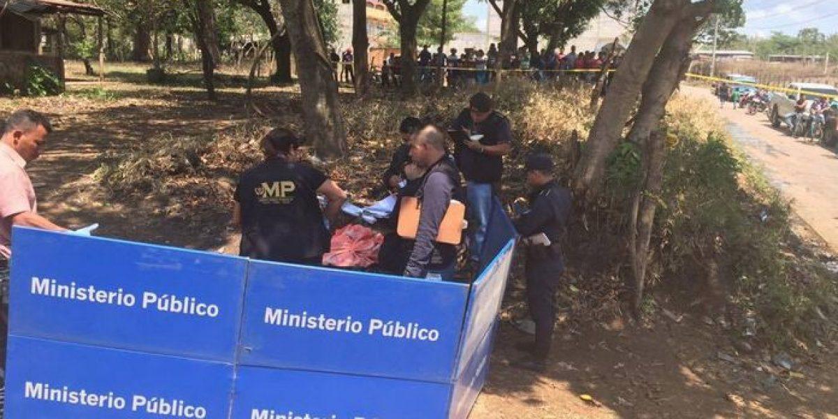 Lapidan a hombre en El Jocotillo, Villa Canales