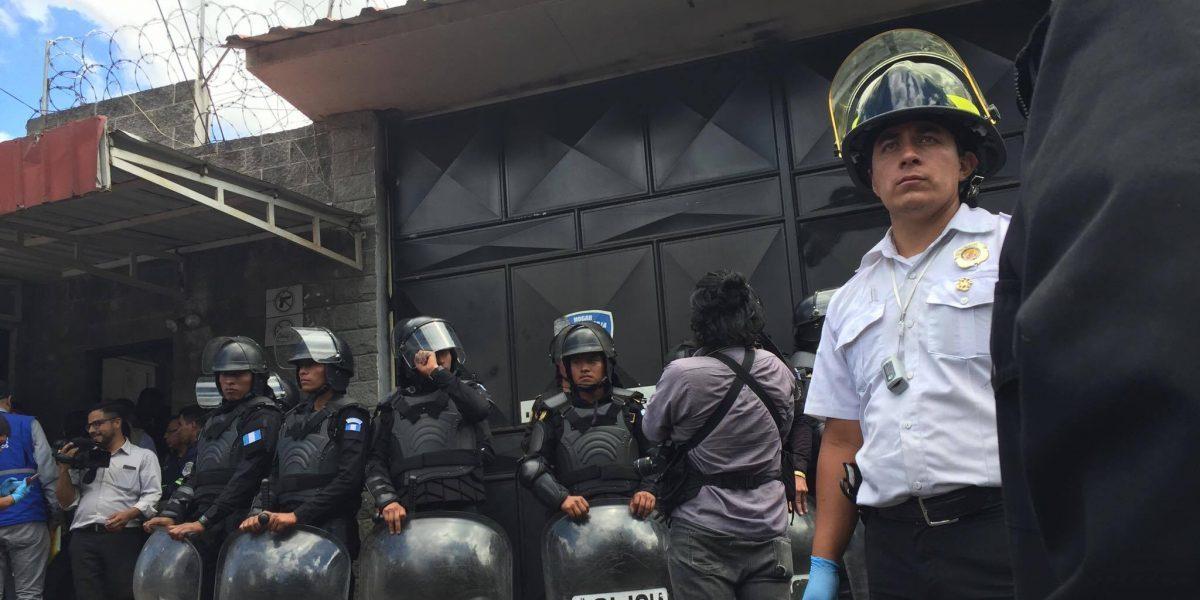 La Fiscalía inicia el análisis y las entrevistas de la tragedia en el Hogar Seguro
