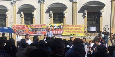 Comerciantes se oponen a privilegios fiscales a sector agropecuario