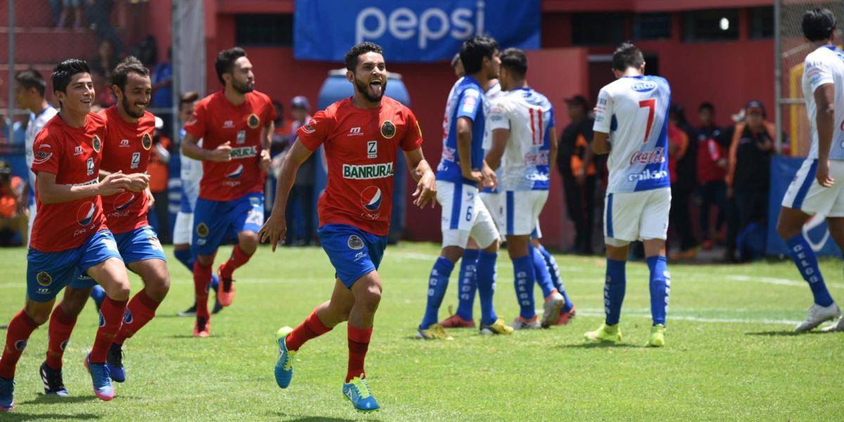 Los rojos abren con un triunfo la segunda vuelta del Clausura 2017