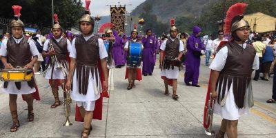 Los romanos de San Juan que tocan de oído