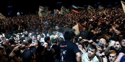 Alcalde admite imprevisión en concierto con dos muertos en Argentina