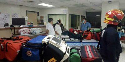 Trasladan a EE. UU. a otra paciente víctima de tragedia en Hogar Seguro; ya suman siete enviadas
