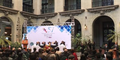 CorteIDH celebra periodo extraordinario de sesiones en Guatemala