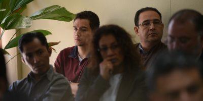 Hijo y hermano del presidente Jimmy Morales de nuevo en tribunales