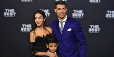 Lanzan campaña para atacar a la novia de Cristiano Ronaldo