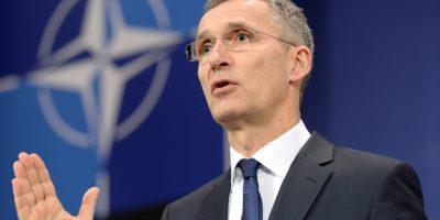 Secretario de la OTAN visita Estados Unidos por primera vez desde la elección de Trump