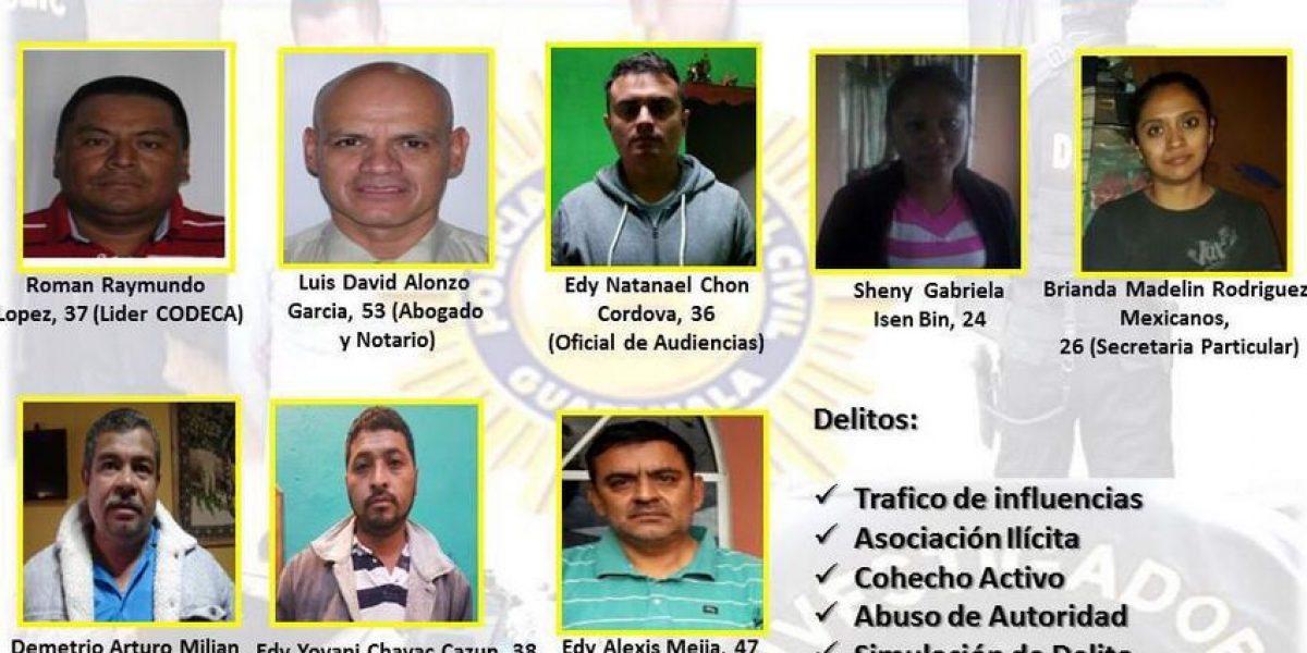 Por anomalías en resoluciones, presentan antejuicio contra juez de Baja Verapaz