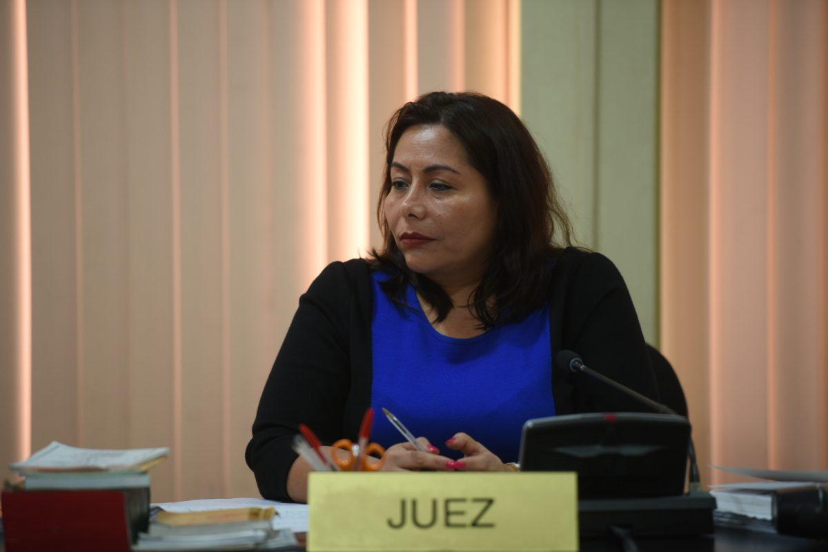 Jueza Silvia de León