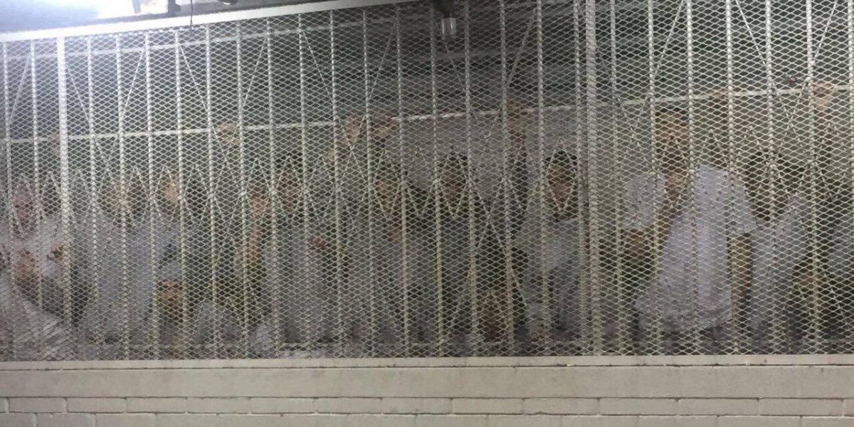 Reos de Etapa II en Tribunales por el motín que dejó 4 muertos y 5 heridos