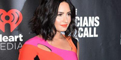 Filtran fotos de Demi Lovato desnuda en websites para adultos