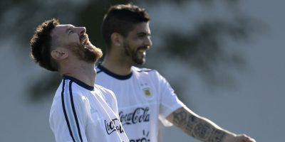 Decomisan una tonelada de cocaína marcada con la imagen de Messi