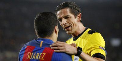 La UEFA no suspenderá al árbitro del Barcelona vs PSG