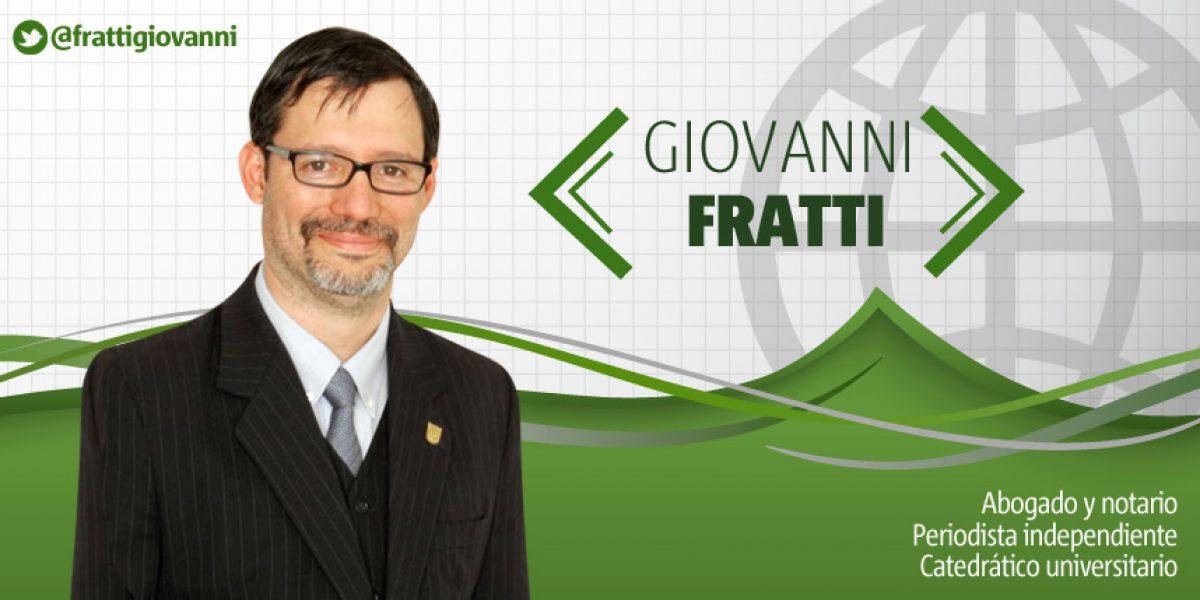 Giovanni Fratti: