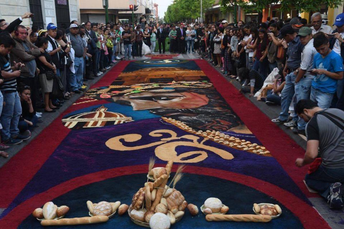 La alfombra de la sexta que arranc suspiros de los for Que son las alfombras
