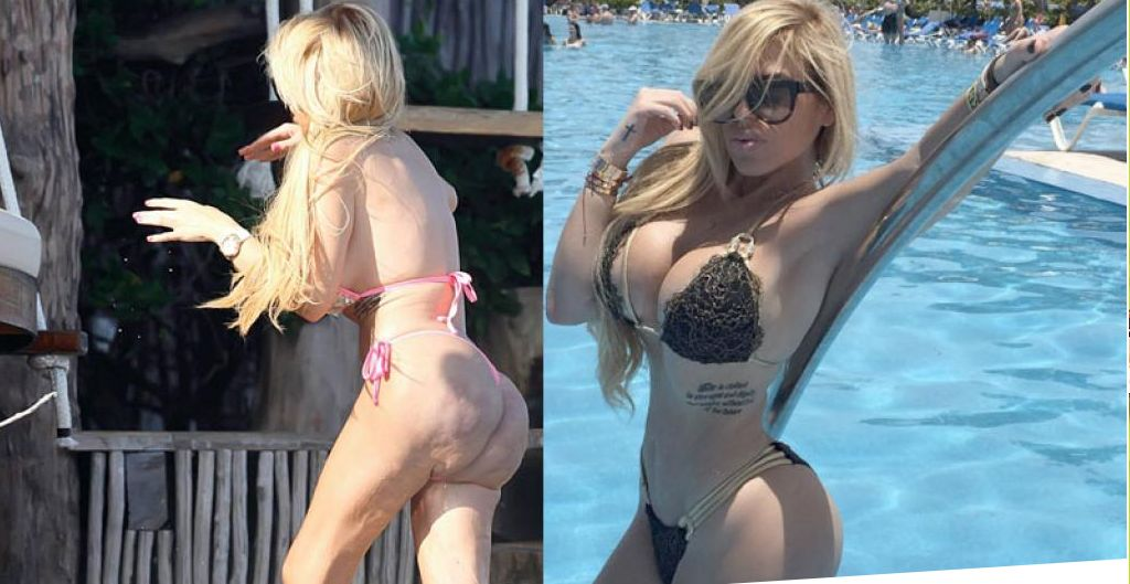 EN IMÁGENES. La hija de Laura Bozzo en bikini conmociona la red