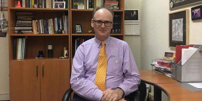 Prominente empresario británico recibe Doctorado Honoris Causa en Guatemala