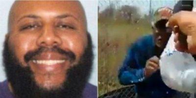 Se suicida el asesino que transmitió en Facebook Live un homicidio