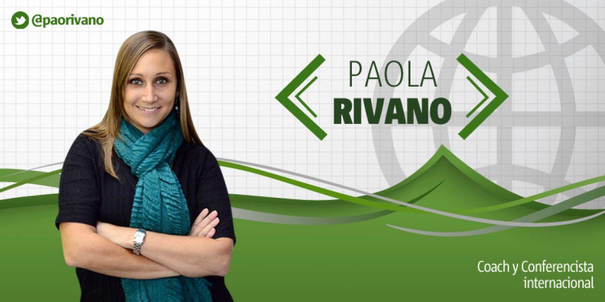 """Paola Rivano: """"Invitado ideal"""""""