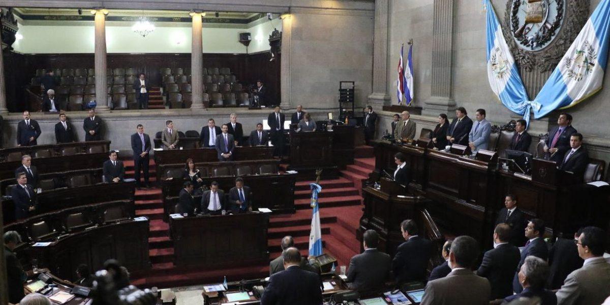 FCN-Nación no tiene apoyo para ratificar estado de Calamidad