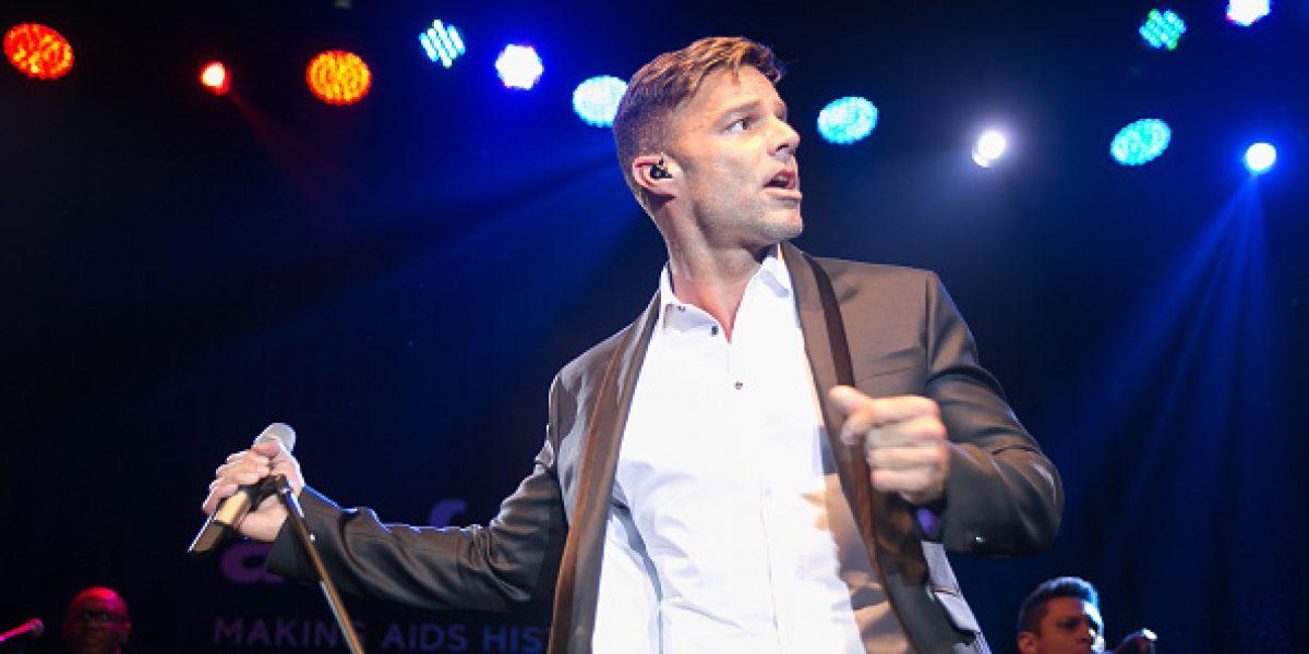 VIDEO. Ricky Martin sorprende haciendo un sexy baile en ropa interior