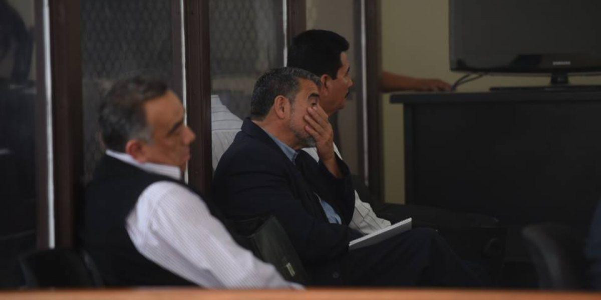 Fiscalía pide vincular a exdiputados Manuel Barquín y Jaime Martínez