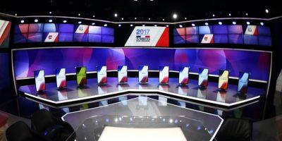 Aspirantes a la presidencia francesa queman sus últimos cartuchos en televisión