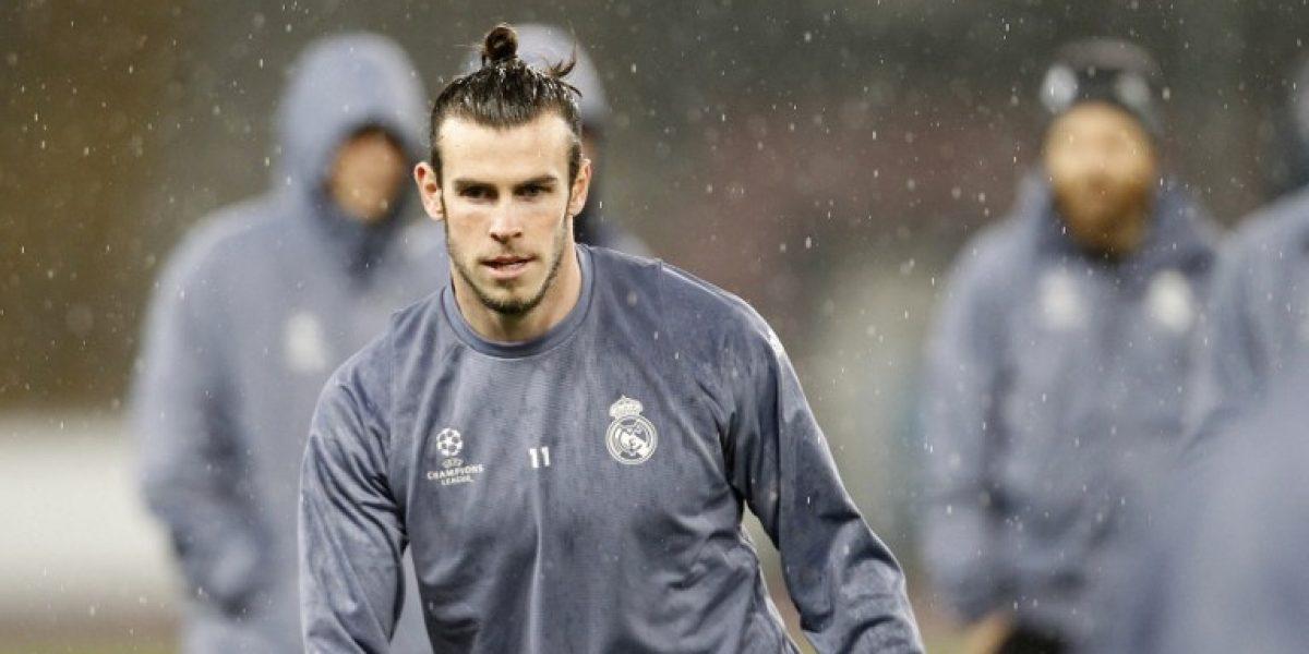Bale vuelve a los entrenamientos a cuatro días del Clásico