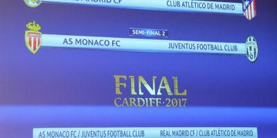 Así se jugarán los partidazos en las semifinales de la Champions League