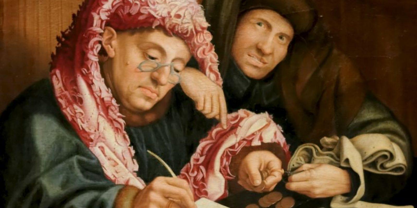 Y quienes recaudan impuestos. Foto:Wikipedia