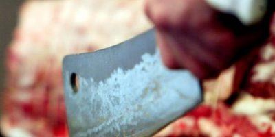 Así como los carniceros. Foto:Getty Images