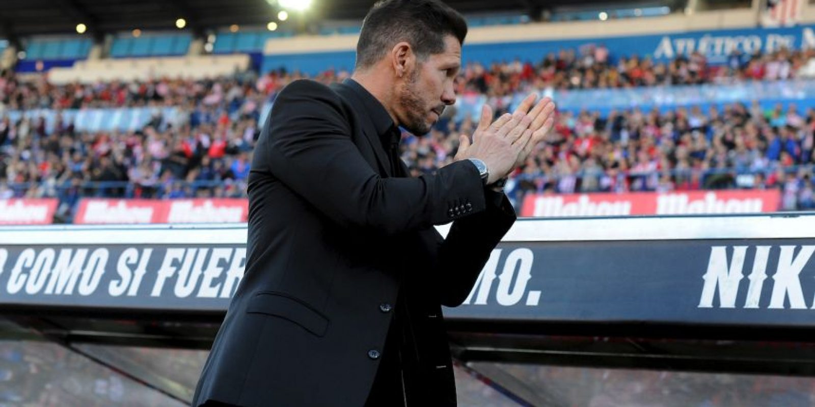 Con Un Pie En La Final De La Champions Simeone Cumple 46