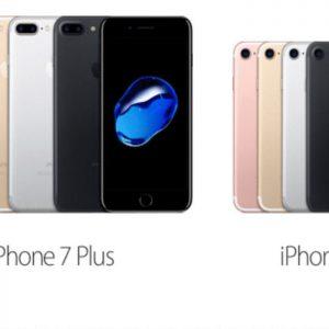 iPhone 7 que