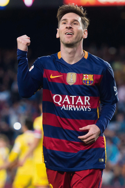 Lionel Messi, el mejor de la historia culé © 2016 Getty Images - Getty Images