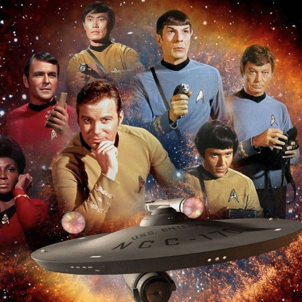 Star Trek actores olvido